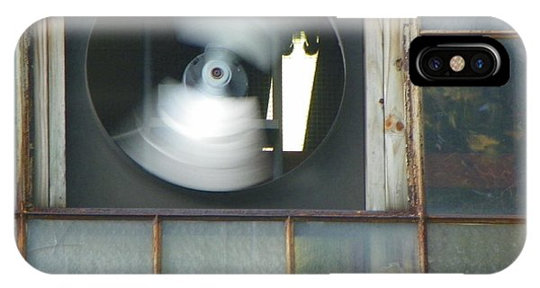 Whirl Phone Case by Bernie Smolnik