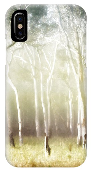 iPhone Case - Whisper The Trees by Holly Kempe