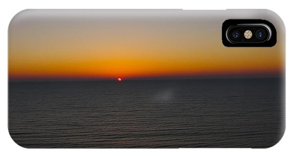 Whispered Message At Sunrise IPhone Case