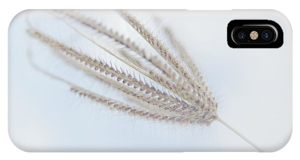 Whispering Weed IPhone Case
