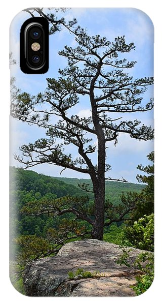 Whitaker Point Trail IPhone Case