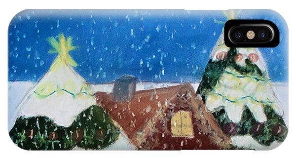 Christmasland IPhone Case