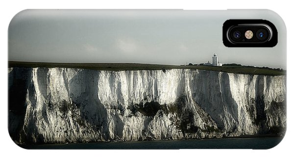 White Cliffs Of Dover IPhone Case