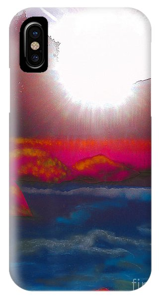 White Dwarf IPhone Case