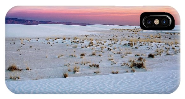 White Sands National Monument Phone Case by Bob Gibbons/science Photo Library