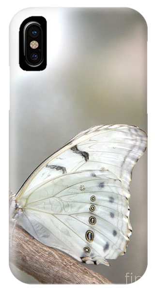White Serenity IPhone Case