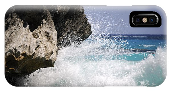White Water Paradise IPhone Case