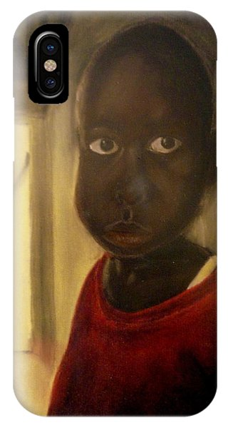 Who Are You IPhone Case