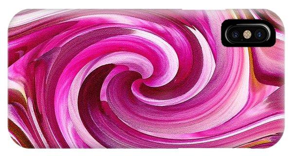 iPhone Case - Who Dun It Twirls by J McCombie