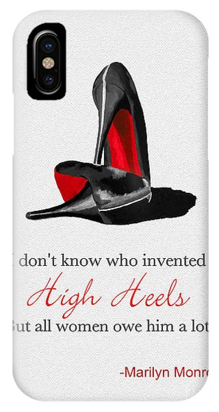 Who Invented High Heels? IPhone Case