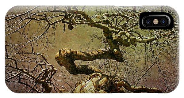 Wicked Tree IPhone Case