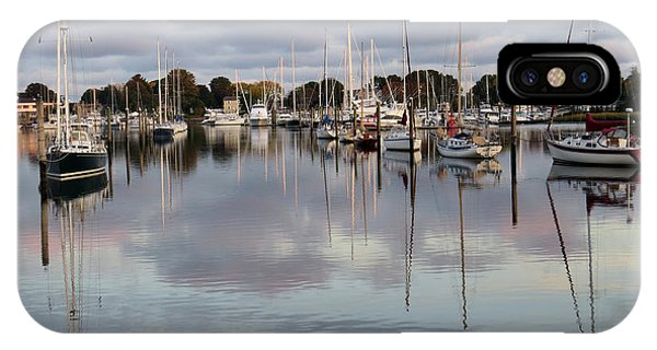 Wickford Evening II IPhone Case