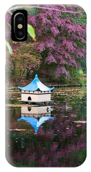 Wickham Oriental Pond IPhone Case
