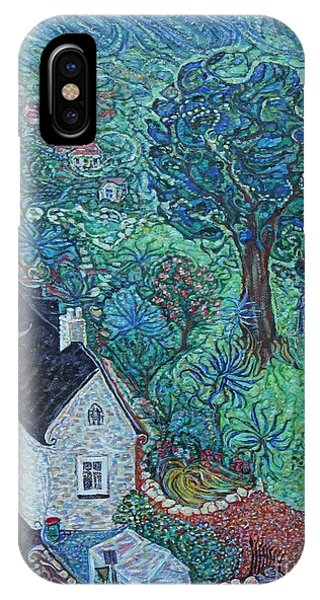 Wicklow Town - A Glimpse Of Ireland IPhone Case