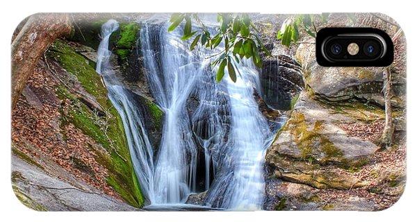Widows Creek Falls IPhone Case