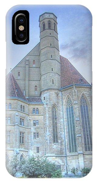 Wienn Cathedral Austria IPhone Case