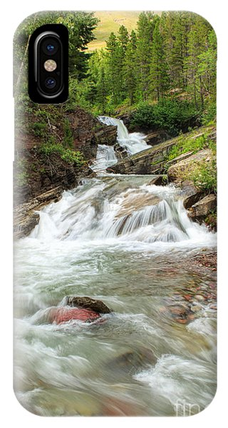 Wilbur Creek IPhone Case