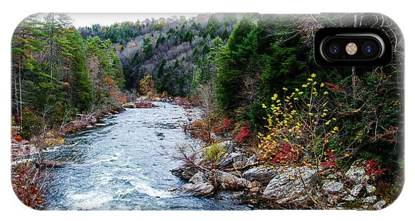 Wild And Scenic Obed River IPhone Case
