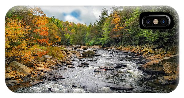 Wild Appalachian River IPhone Case