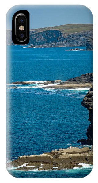 Wild Atlantic Coast IPhone Case
