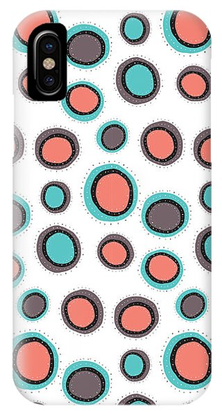 Repeat iPhone Case - Wild Bounce by Susan Claire