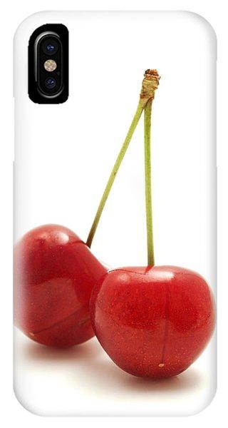 Wild Cherry IPhone Case