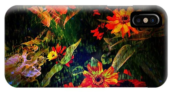 IPhone Case featuring the photograph Wild Flowers by Deahn      Benware