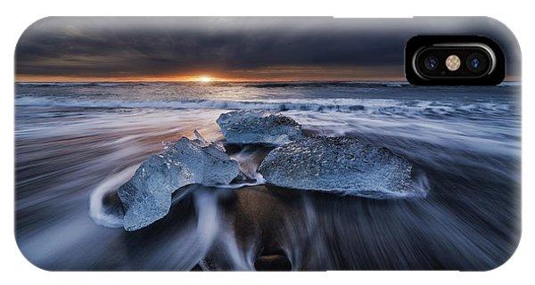 Wild Ice II IPhone Case