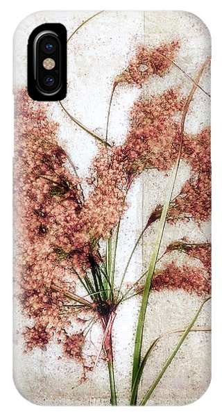 Wild Indian Rice In Autumn #2 IPhone Case