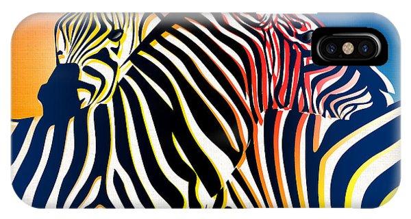 Vector iPhone Case - Wild Life 2 by Mark Ashkenazi