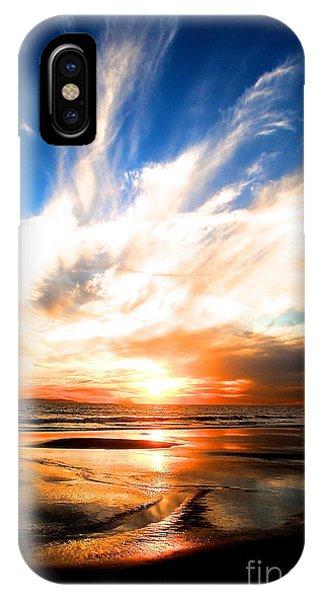 Wild Night Sky IPhone Case