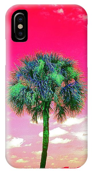 Wild Palm 2 IPhone Case
