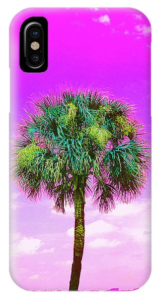 Wild Palm 4 IPhone Case