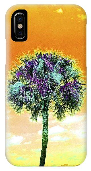 Wild Palm 5 IPhone Case