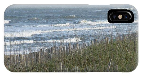 Wild Sea Phone Case by Cheryl Smith