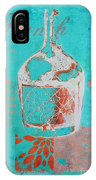 Aqua iPhone Case - Wild Still Life - 12311a by Variance Collections