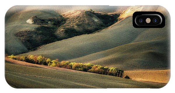 Agriculture iPhone Case - Wild Tuscany by Marek Boguszak