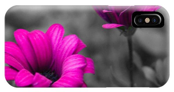 Wildflower 2 IPhone Case