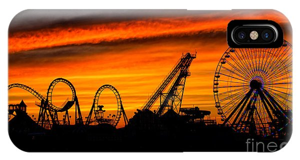 Wildwood At Dawn IPhone Case