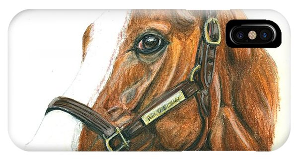 Will Take Charge IPhone Case