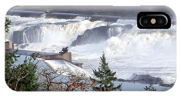 Willamette Falls IPhone Case