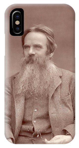 Pre-modern iPhone Case - William Holman Hunt  Pre-raphaelite by Mary Evans Picture Library