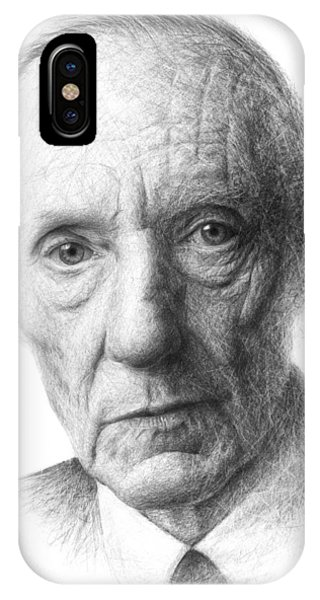 William S. Burroughs IPhone Case