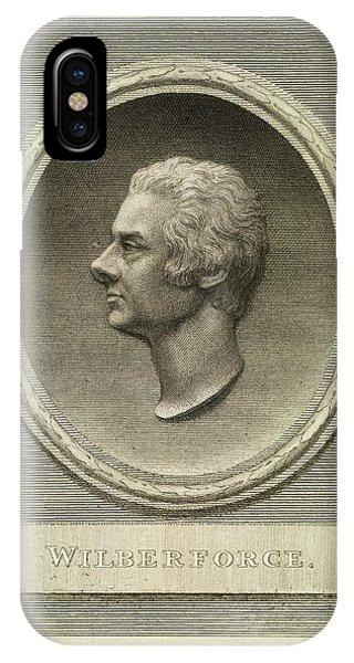 William Wilberforce IPhone Case
