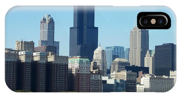 Willis Tower IPhone Case