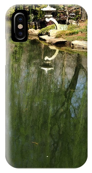Willow Reflection 2 IPhone Case