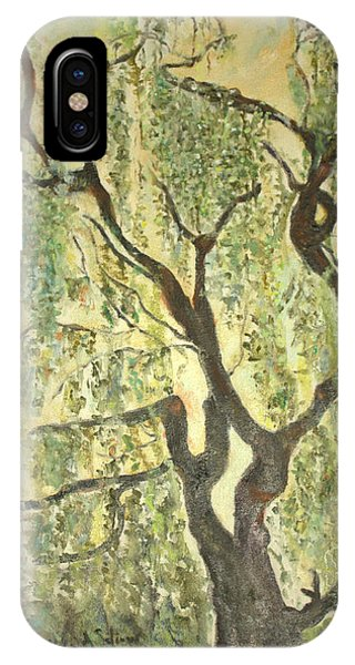 Willow Tree IPhone Case
