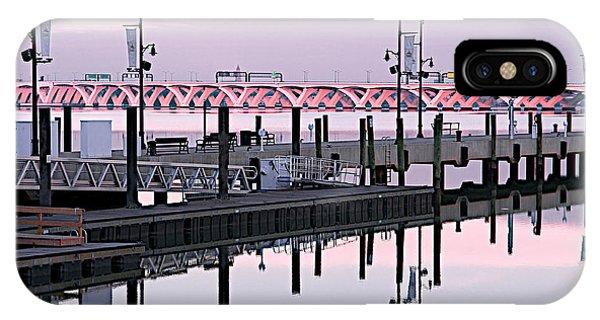 Wilson Bridge IPhone Case