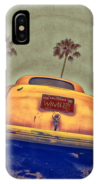 Winberry Car IPhone Case