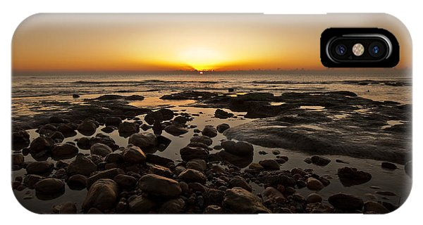 Winchelsea Sunrise IPhone Case